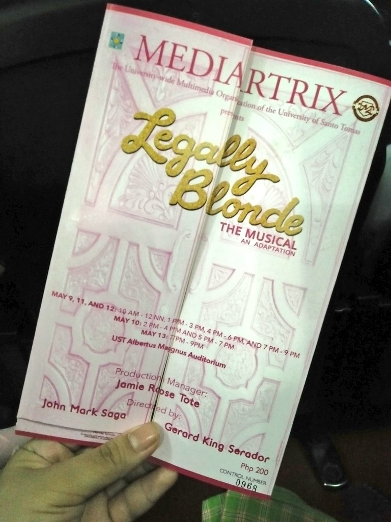 Legally Blonde Philippines