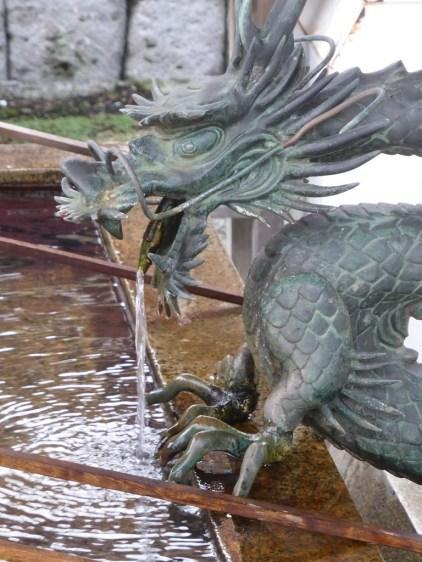 Tsushima - at the shrine