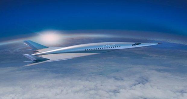 Гиперзвуковой самолет от Boeing сможет перелететь океан за 2 часа