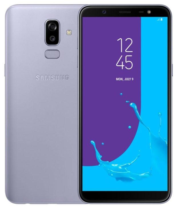 Samsung Galaxy J8 в России оценен в 18 990 руб