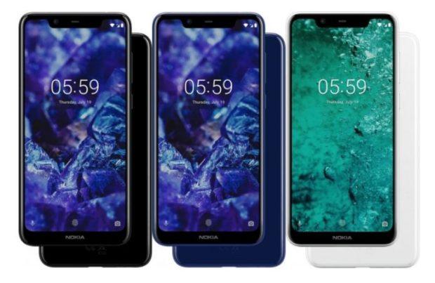 Названа российская цена недорогого Nokia 5.1 Plus с голой Android