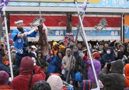 アンコウ祭り