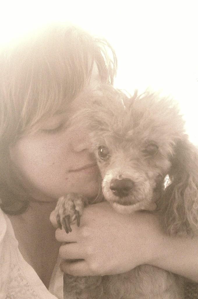 Hunde Foto: Karsten und Daisy - Sternenhund Daisy