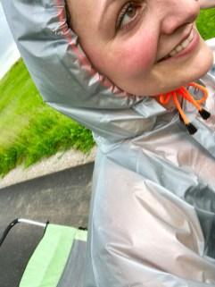 Gefühlt mache ich nur noch Sport, wenn es regnet. © www.ichmachdannmalsport.de/Nina-Carissima Schönrock