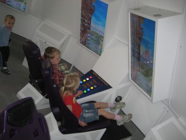 adler planetarium space shuttle simulator - photo #21