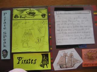 Pirates Unit Study and Lapbook
