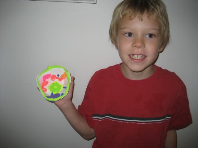 Model of Cell
