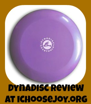 DynaDisc Cushion review
