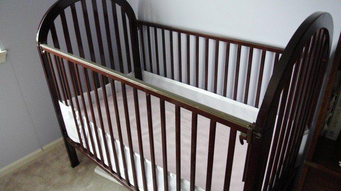 Spotlight, fleece crib sheet 004