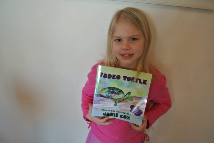 Tadeo Turtle book review