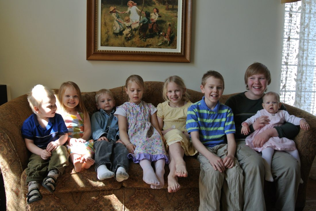 Why I Blog When I Have 8 Kids