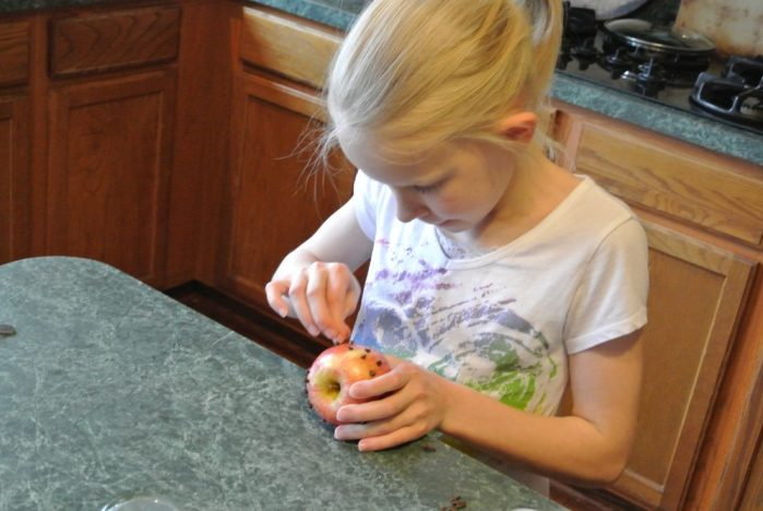 "How to Make a Clove Apple (from ""Little House"")"