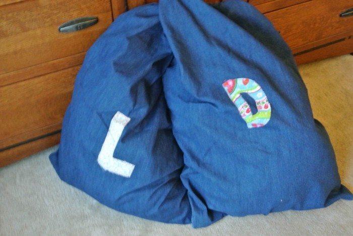 E Bible Laundry Bag 058