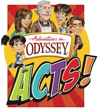 Adventures in Odyssey A.C.T.S. Summer of Service: Post #3, with Giveaway!