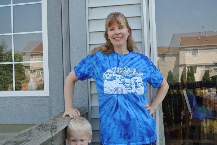 Ant Farm, Homeschool T-Shirt 018