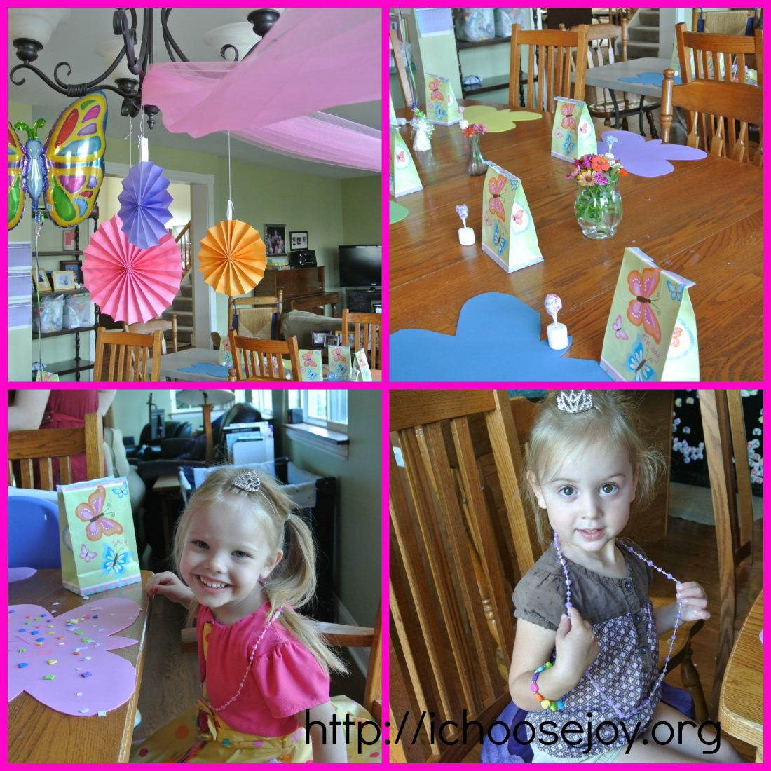 From House to Home {Link Party}: Tea Party Ideas!