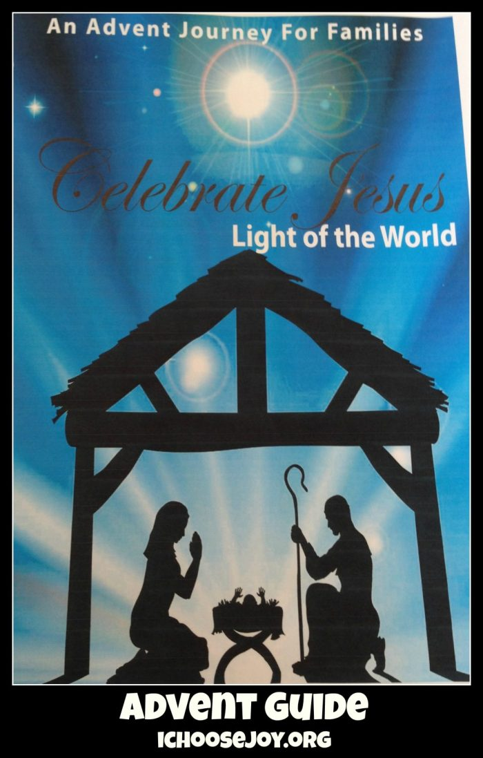 Celebrate Jesus Advent Guide