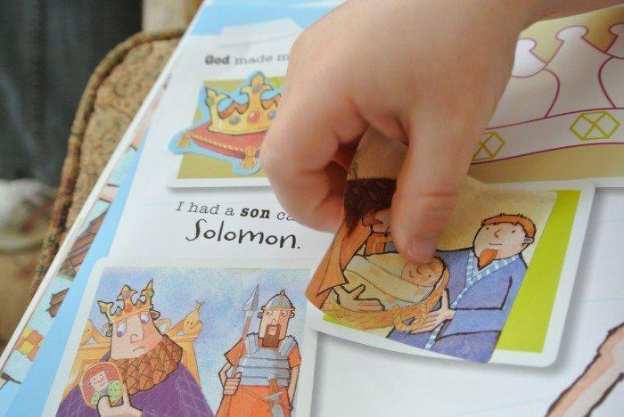 Joseph and David Sticker Books 010