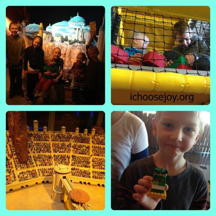Legoland Collage