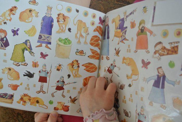 Book reviews- Daniel, Noah, Berenstain Bears Keep Faith, Veggie 011
