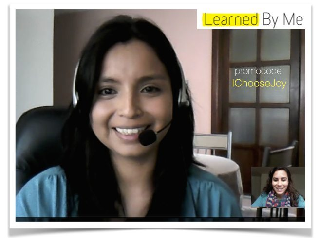 Learned By Me Online Spanish Classes–Try a class for FREE