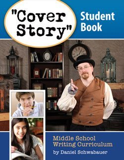 """Review of """"Cover Story"""" Middle School Writing Curriculum"""
