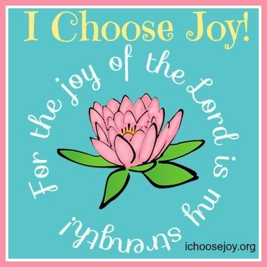 I Choose Joy