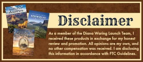 Diana Waring Disclaimer