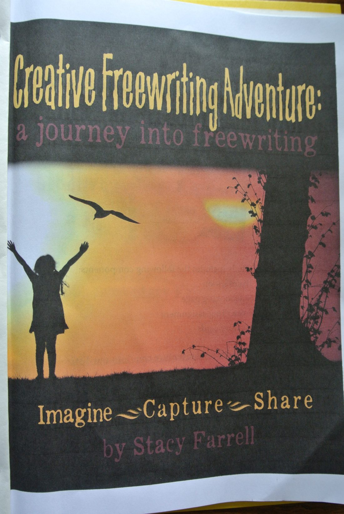 "Review of ""Creative Freewriting Adventure"""