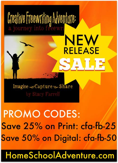 Creative Freewriting Adventure Sale