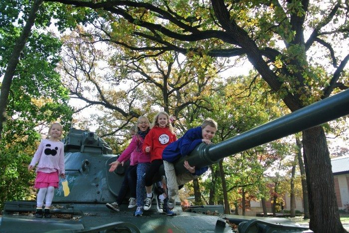 Cantigny Tanks and Military Museum 014