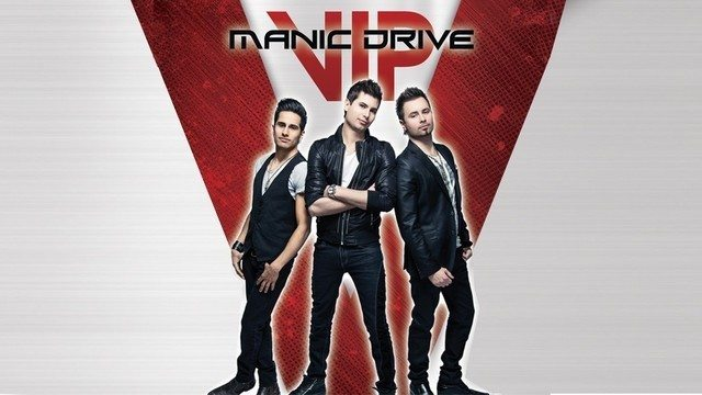 "Review/ Giveaway of Manic Drive CD ""VIP"""