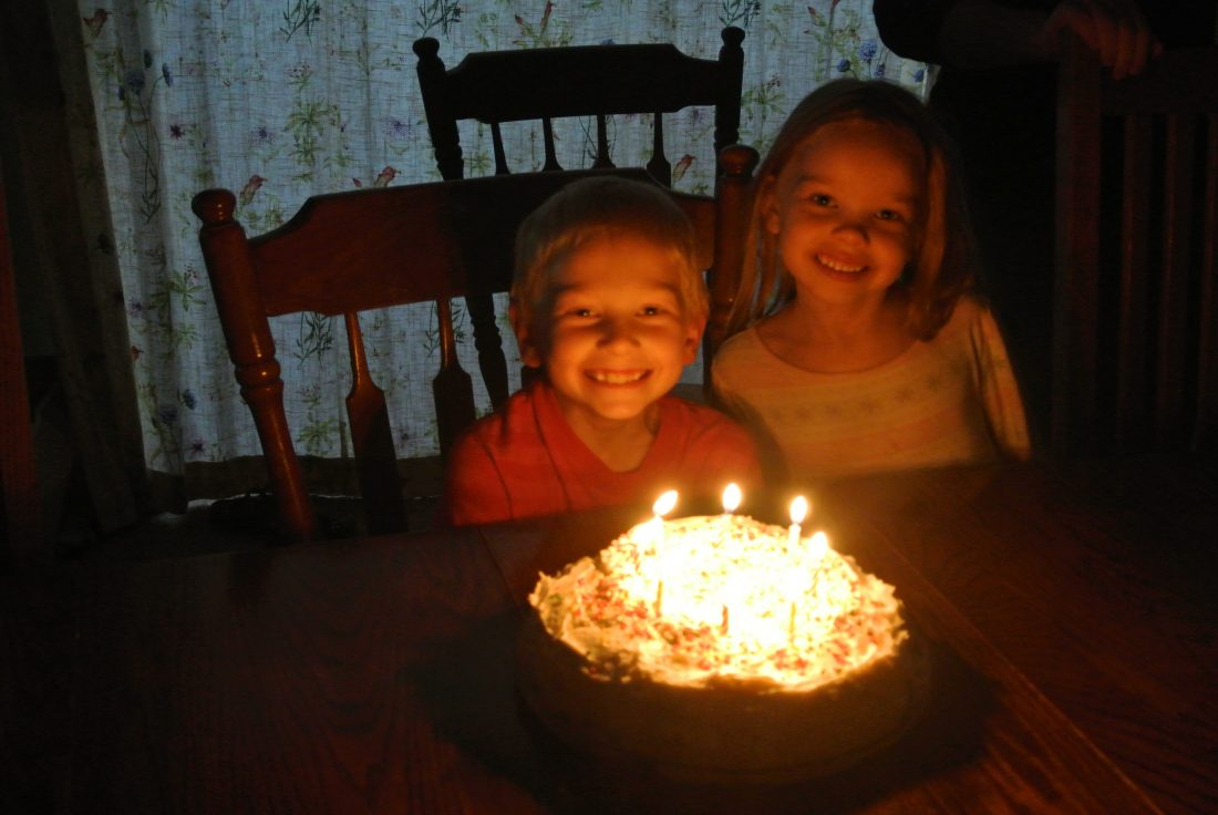 Weekly Wrap-up: Baptism, Birthdays, and Astronomy