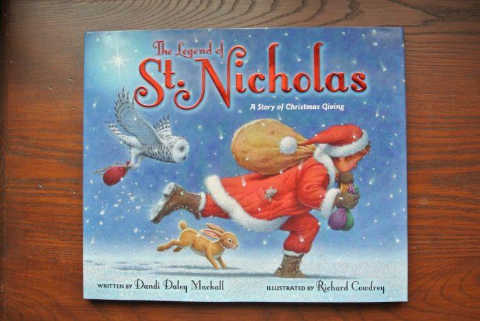 """Review: """"The Legend of St. Nicholas"""""""