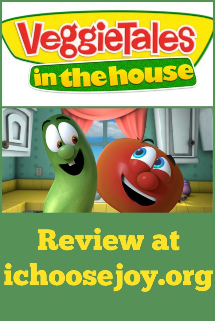 """Review """"VeggieTales in the House"""" on Netflix"""