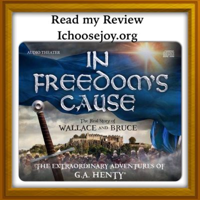 """Review: """"In Freedom's Cause: The Real Story of Wallace and Bruce"""" Audio Theater"""