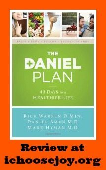 "Book Review:  ""The Daniel Plan"" by Warren, Amen, and Hyman"