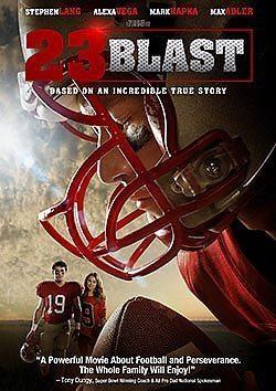 """23 Blast"" DVD Giveaway"