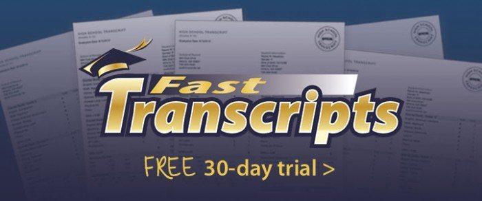 Fast Transcripts