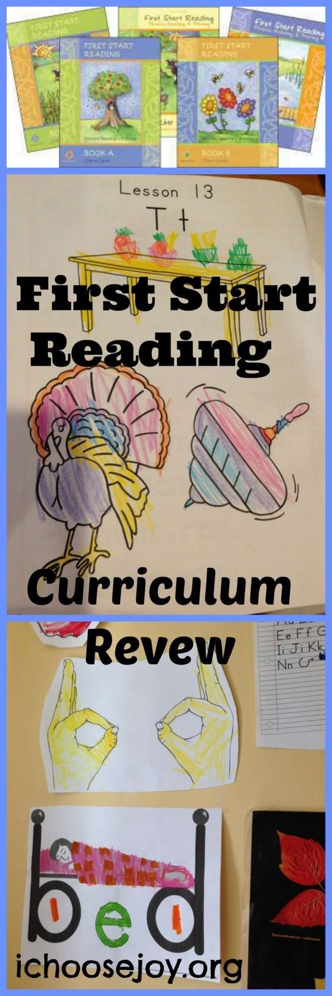 First Start Reading review