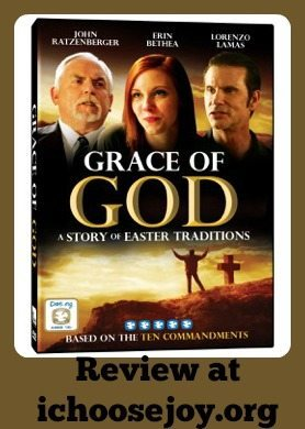 """Review/Giveaway """"Grace of God: A Story of Easter Traditions"""" DVD"""
