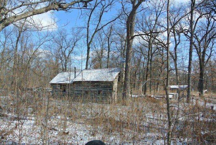 The Grove Log Cabin 010