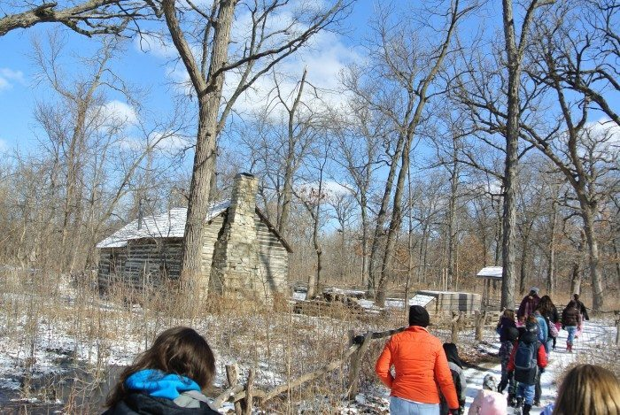 The Grove Log Cabin 011