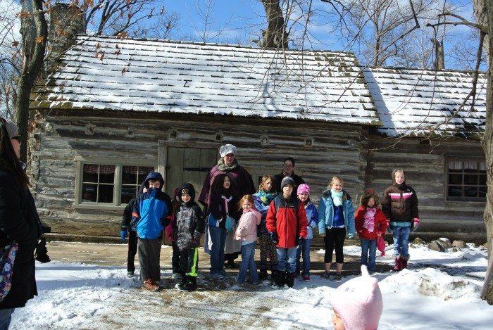 The Grove Log Cabin 013