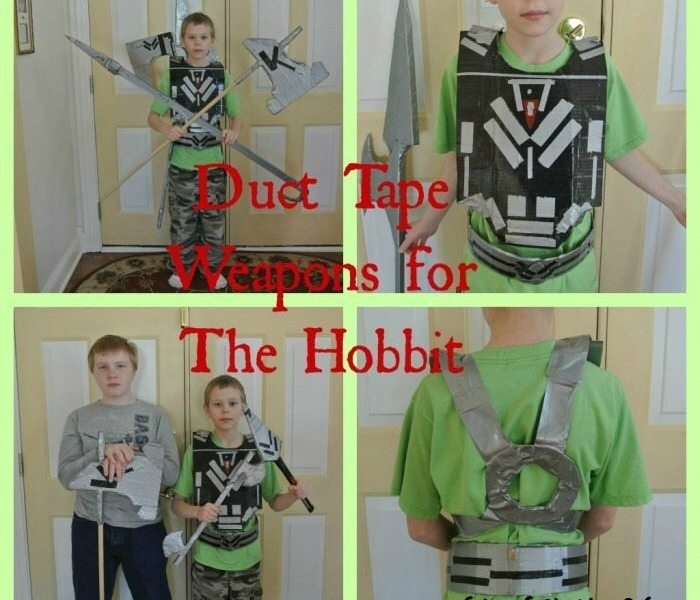 Duct Tape Weapons