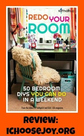 Review: Redo Your Room- 50 Bedroom DIYS You Can Do in a Weekend