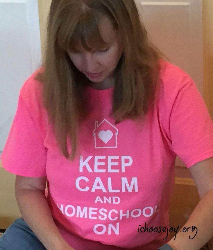 Keep Calm and Homeschool