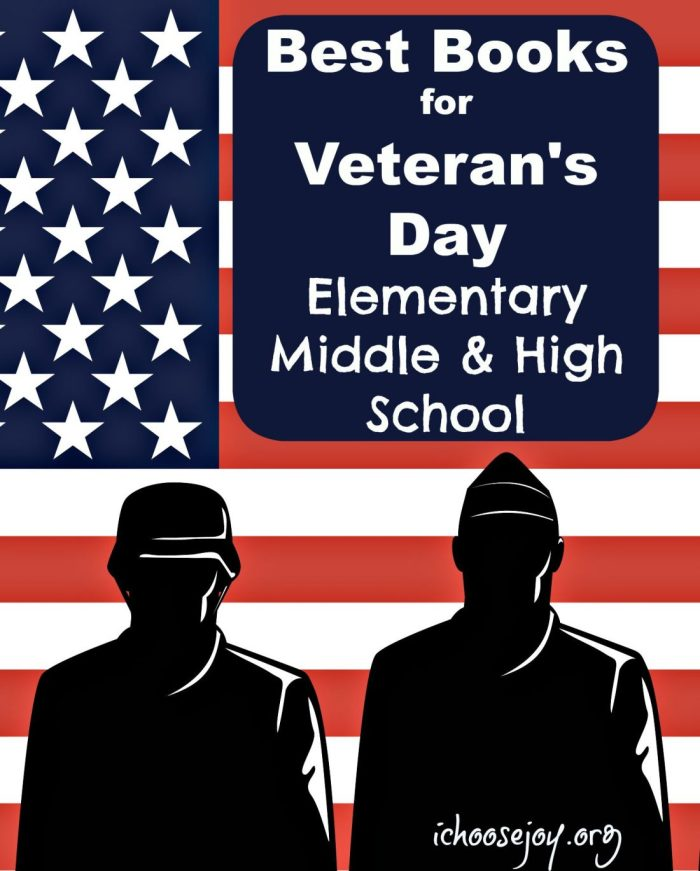 Veterans Day Book Ideas for Elementary, Middle, and High School