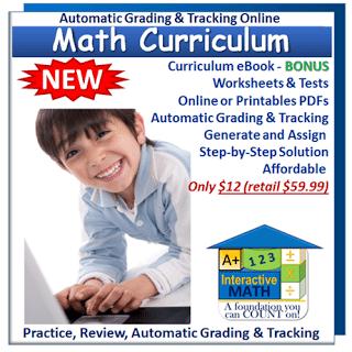 Giveaway- Math Curriculum
