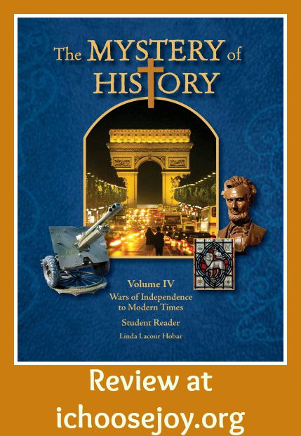 Mystery of History Volum IV review